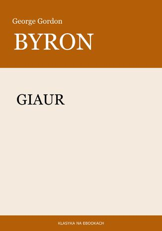 Okładka książki/ebooka Giaur