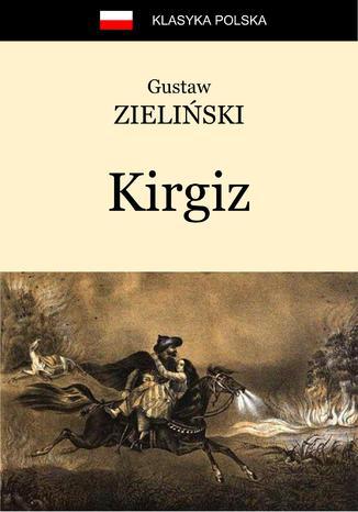 Okładka książki Kirgiz