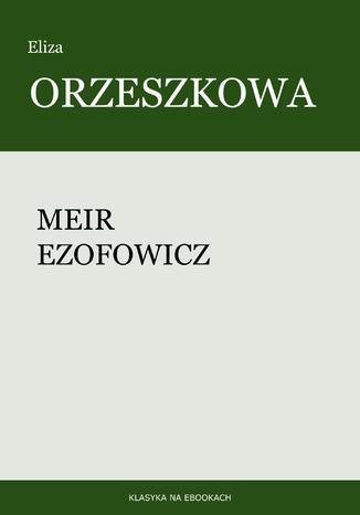 Okładka książki/ebooka Meir Ezofowicz