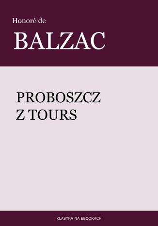 Ebook Proboszcz z Tours