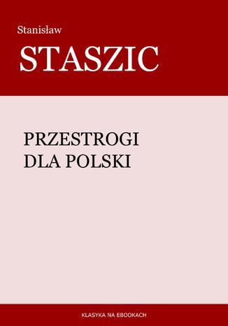 Okładka książki/ebooka Przestrogi dla Polski