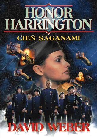 Okładka książki/ebooka Honor Harrington (#13). Cień Saganami