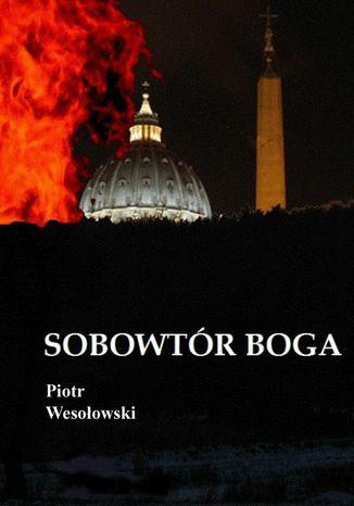 Okładka książki SobowtórBoga