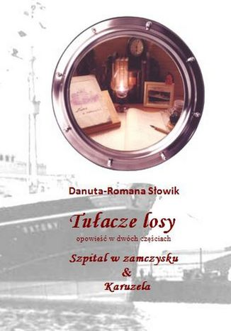 Okładka książki Tułaczelosy