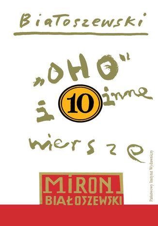 Okładka książki 'Oho' i inne wiersze