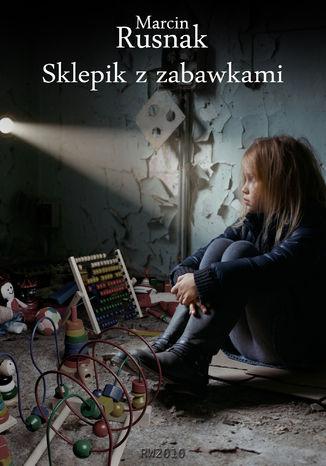 Okładka książki Sklepik z zabawkami