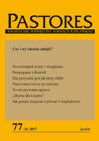 Okładka książki/ebooka Pastores 77 (4) 2018