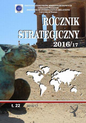 Okładka książki Rocznik Strategiczny 2016/2017