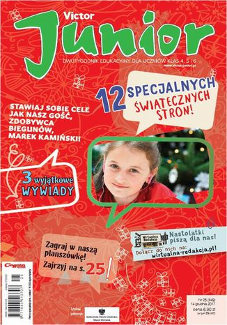 Ebook Victor Junior nr 25 (349) 14 grudnia 2017