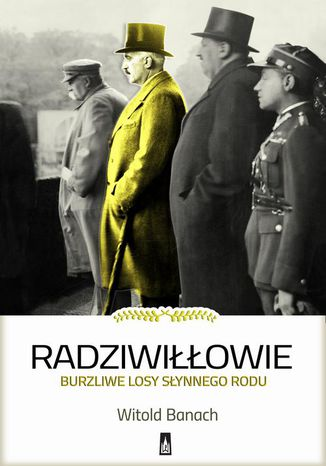 Okładka książki Radziwiłłowie