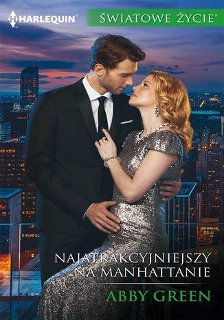 Okładka książki Najatrakcyjniejszy na Manhattanie