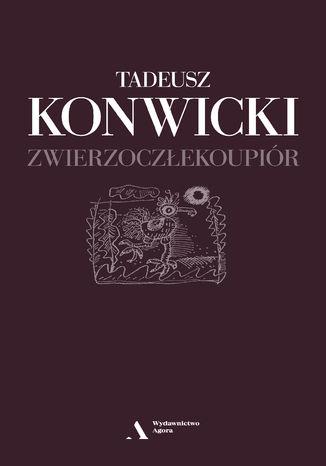 Okładka książki Zwierzoczłekoupiór