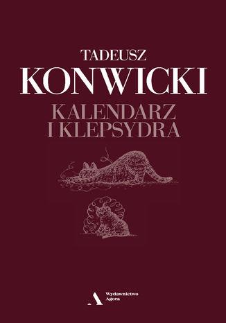 Okładka książki/ebooka Kalendarz i klepsydra