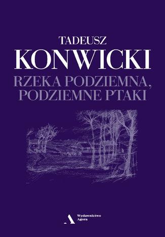 Okładka książki/ebooka Rzeka podziemna, podziemne ptaki