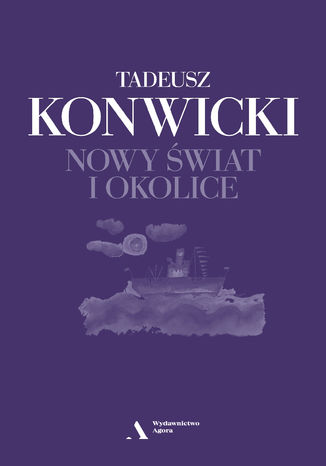 Okładka książki Nowy Świat i okolice