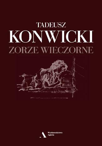 Okładka książki/ebooka Zorze wieczorne