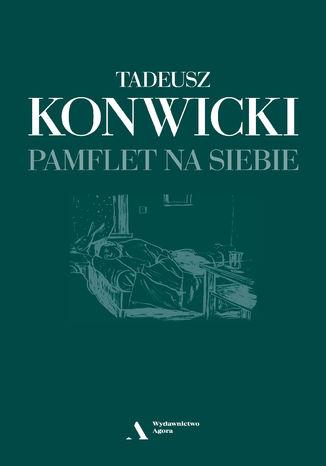 Okładka książki/ebooka Pamflet na siebie