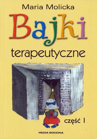 Okładka książki/ebooka Bajki terapeutyczne