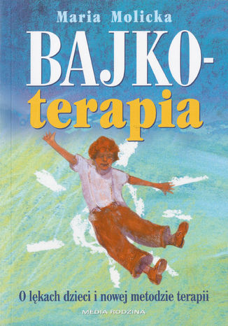 Okładka książki/ebooka Bajkoterapia