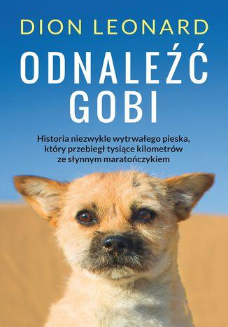 Okładka książki Odnaleźć Gobi