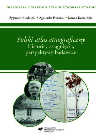 Okładka książki/ebooka 'Polski atlas etnograficzny'. Historia, osiągnięcia, perspektywy badawcze