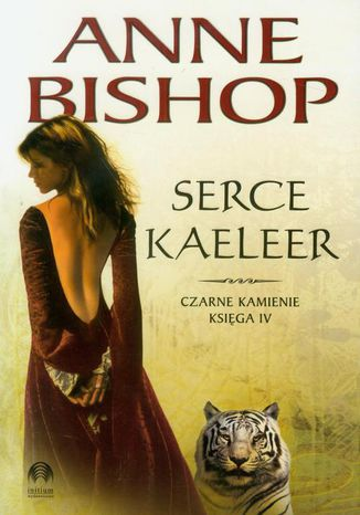 Okładka książki Serce Kaeleer, Czarne Kamienie  tom 4