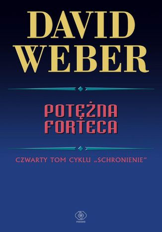 Okładka książki/ebooka Potężna forteca