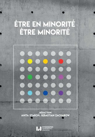 Okładka książki Être en minorité, être minorité