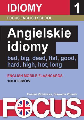 Okładka książki/ebooka Angielskie idiomy - zestaw 1