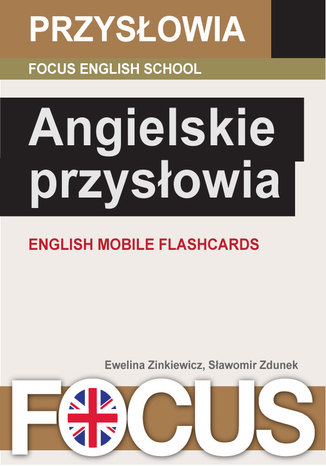 Okładka książki/ebooka Angielskie przysłowia