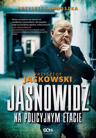 Okładka książki Jasnowidz na policyjnym etacie
