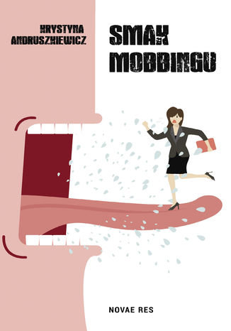 Okładka książki Smak mobbingu