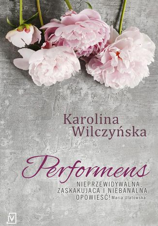Okładka książki/ebooka Performens