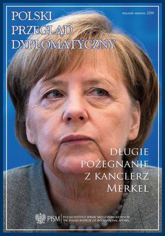 Okładka książki Polski Przegląd Dyplomatyczny 1/2018