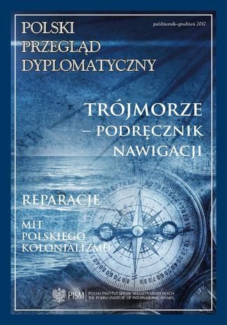 Okładka książki Polski Przegląd Dyplomatyczny 4/2017