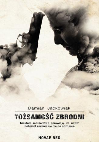 Okładka książki/ebooka Tożsamość zbrodni