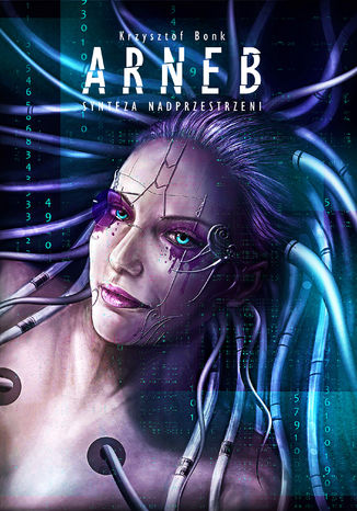 Okładka książki Arneb. Synteza nadprzestrzeni