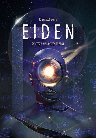 Okładka książki Eiden. Synteza nadprzestrzeni