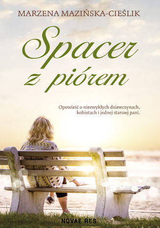 Ebook Spacer z piórem