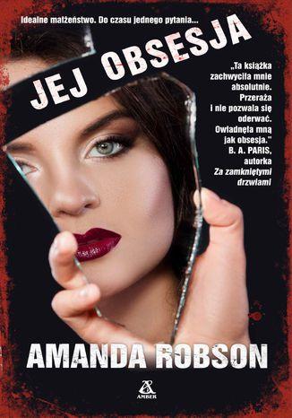 Okładka książki/ebooka Jej obsesja