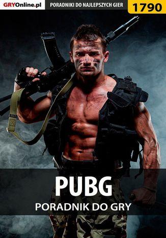 Okładka książki PUBG - poradnik do gry