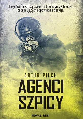 Ebook Agenci szpicy
