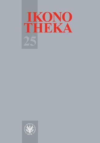 Okładka książki Ikonotheka 2015/25