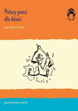 Okładka książki Polscy poeci dla dzieci