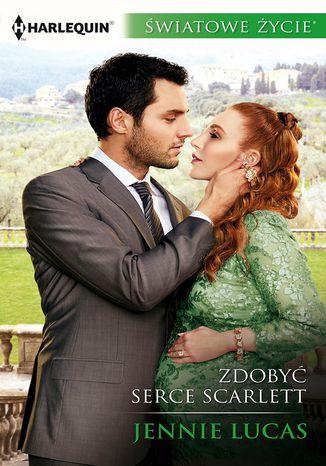 Okładka książki/ebooka Zdobyć serce Scarlett
