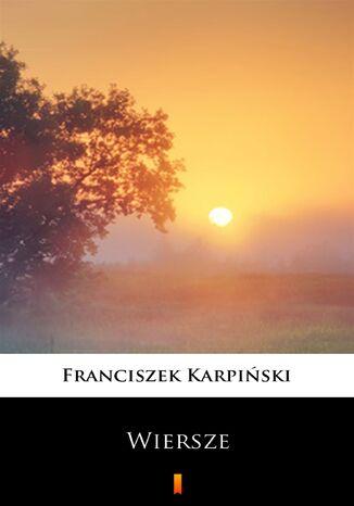 Okładka książki Wiersze. Wybór