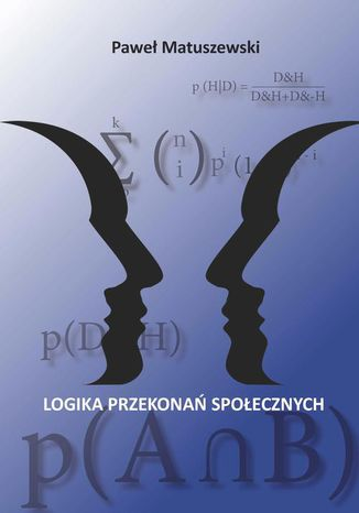 Okładka książki/ebooka Logika przekonań społecznych