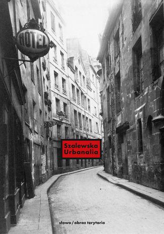Okładka książki Urbanalia