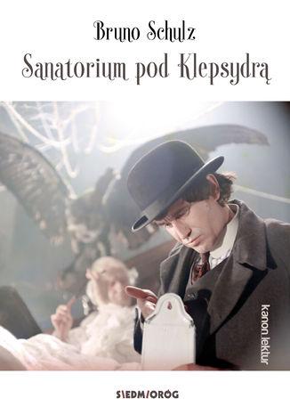 Okładka książki/ebooka Sanatorium pod Klepsydrą