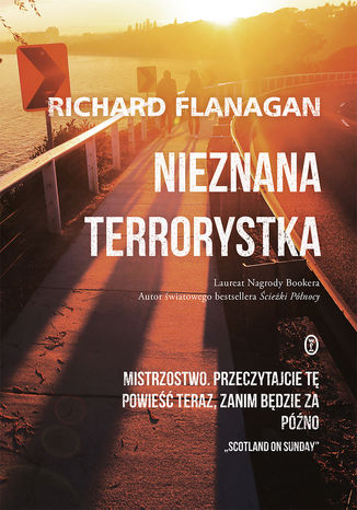 Okładka książki Nieznana terrorystka